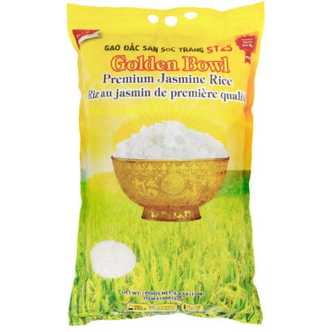 Golden Bowl Premium Jasmine Rice