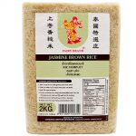 Thai Jasmine Brown Rice Thumbnail