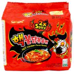 Instant Noodle Ramen Hot Chicken 2X Spicy Thumbnail