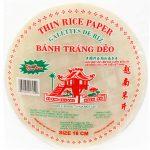 Rice Paper Thin Round 16 cm Thumbnail