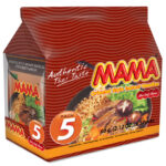 Instant Noodle Oriental Style Stew Beef 5 Pack Thumbnail