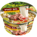 Instant Rice Noodle Beef Flavor Pho Bo Thumbnail