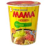 Instant Noodle Cup Chicken Flavor Thumbnail
