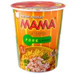 Instant Noodle Cup Pork Flavor Thumbnail