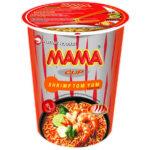 Instant Noodle Cup Tom Yum Shrimp Flavor Thumbnail