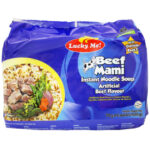 Beef Mami Instant Noodle Pack Thumbnail