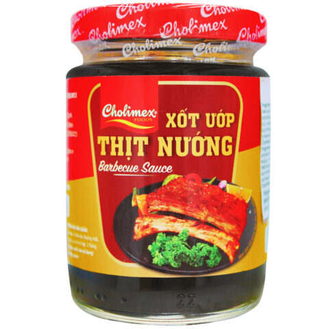 Cholimex Barbecue Sauce 36/200g