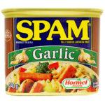 Luncheon Meat Garlic Thumbnail
