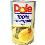 100% Pineapple Juice Natural Thumbnail