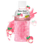 Lychee Juice Drink With Nata De Coco Thumbnail