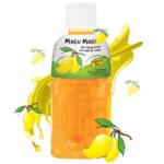Mango Juice Drink With Nata De Coco Thumbnail