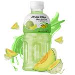 Melon Juice Drink With Nata De Coco Thumbnail