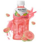 Guava Juice Drink With Nata De Coco Thumbnail