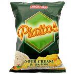 Piattos Potato Crisps Sour Cream & Onion Thumbnail