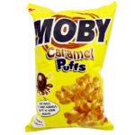 Corn Snack Caramel Puffs Thumbnail