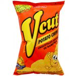 V Cut Potato Chips Bbq Thumbnail