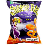 Cheese Flavored Ring Snack Thumbnail