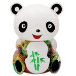 Fruit Jelly Doll Jar Panda Thumbnail