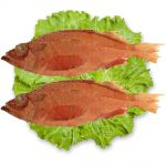 Perch Fish Round Red Snapper Thumbnail