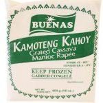 Grated Cassava Thumbnail