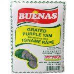 Grated Purple Yam Thumbnail