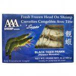 Black Tiger Shrimp HOSO 18/21 Thumbnail