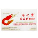 Pacific White Shrimp HLSO 16/20 Thumbnail