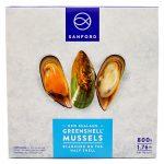 Greenshell Mussels Half Shell Thumbnail