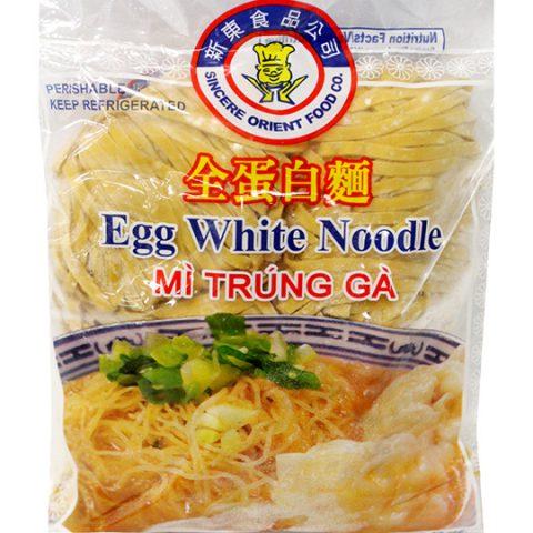 White Egg Noodle Small – Dong Phuong Distributor