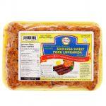 Sweet Pork Longanisa Skinless Thumbnail