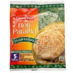 Roti Paratha Plain 5 Pcs Thumbnail